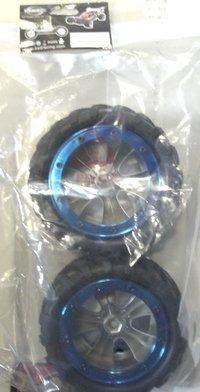 完成済タイヤ 2pcs(Tire Unit 2PCS)