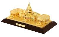 大人の世界建築模型 アメリカ合衆国議会議事堂(285*125*130mm)