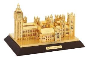 画像1: 大人の世界建築模型 ビッグベン(280*150*165mm)
