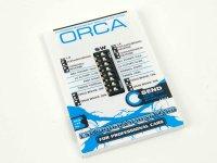 ORCA プログラミング・カード