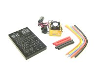 SFTセンサー付きブラシレスESC90A(セッティングカード付) 5.5T以上