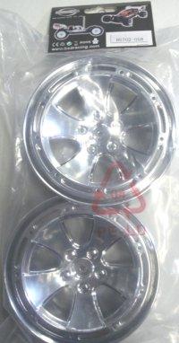 ホイル 2PCS(Standard wheel 2PCS)