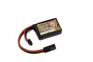 画像1: マッチドリポバッテリー Safty Power LiFe 9.9V 450mAh