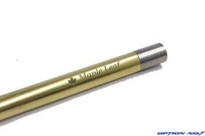 画像1: CJA275/クレイジージェット・インナーバレル275mm内径6.03mm (電動ガン用)