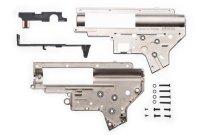 GB-00-01/LONEX 8mmBB軸受仕様強化ギアボックスVer.2 M16シリーズ(マルイ電動ガン用)