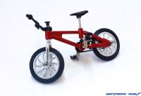 NO-2320073-R/1/10 BMXバイク・レッド