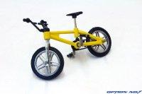NO-2320073-Y/1/10 BMXバイク・イエロー