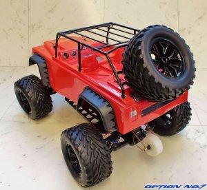 画像2: クロスカントリーオフローダー 4WD電動オフロードカー